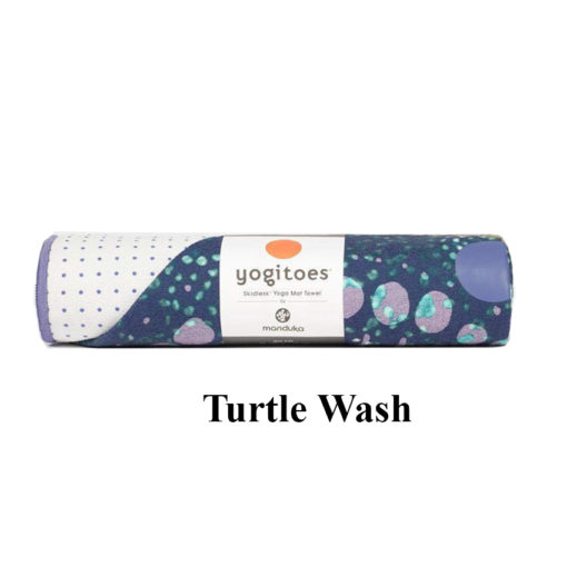 Khăn yoga Manduka Yogitoes - Turtle Wash-1-1