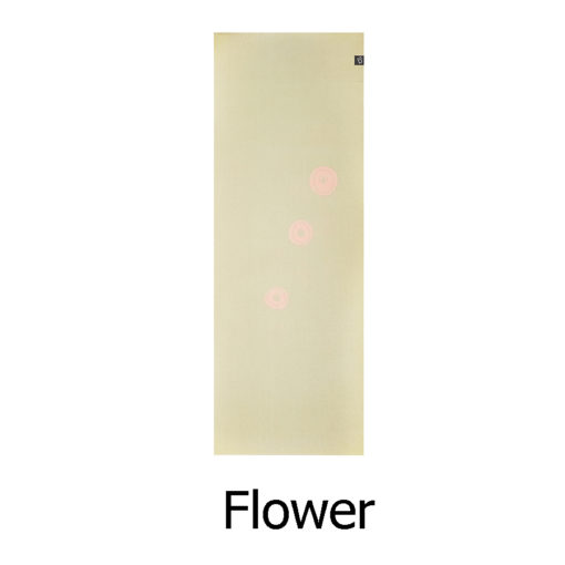 Thảm Yoga du lịch Beinks b-Air - 1.5 mm - Flower-1