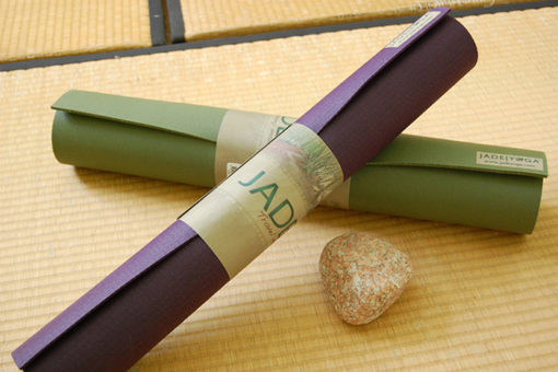 Thảm Yoga du lịch Jade Traveller - 3mm-purple-1