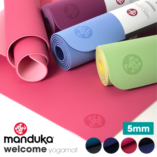 Thảm tập yoga TPE Manduka – welcOMe 5mm