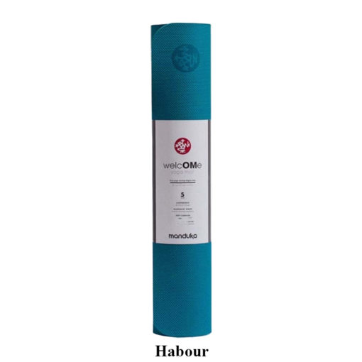 Thảm tập yoga TPE Manduka – welcOMe 5mm - Harbour-1