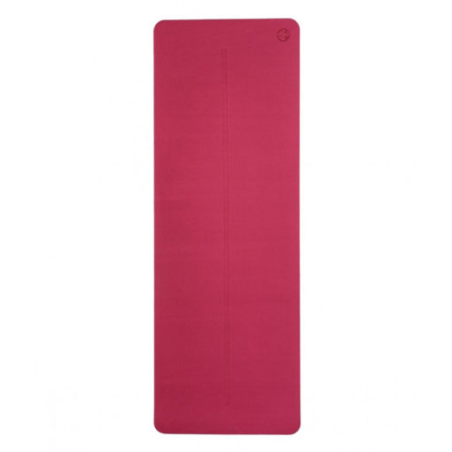 Thảm tập yoga TPE Manduka – welcOMe 5mm - Magenta Thunder-1