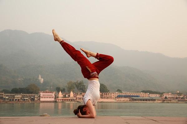 Lợi ích của tư thế Yoga trồng cây chuối